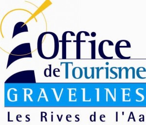 logo office de tourisme de Gravelines