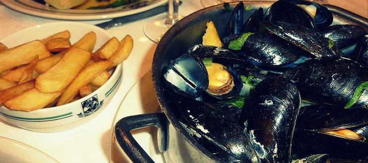 moules fritesOK