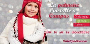 patinoire campusOK