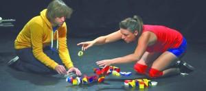 Création de PLAY spectacle de la compagnie La Boite à Sel