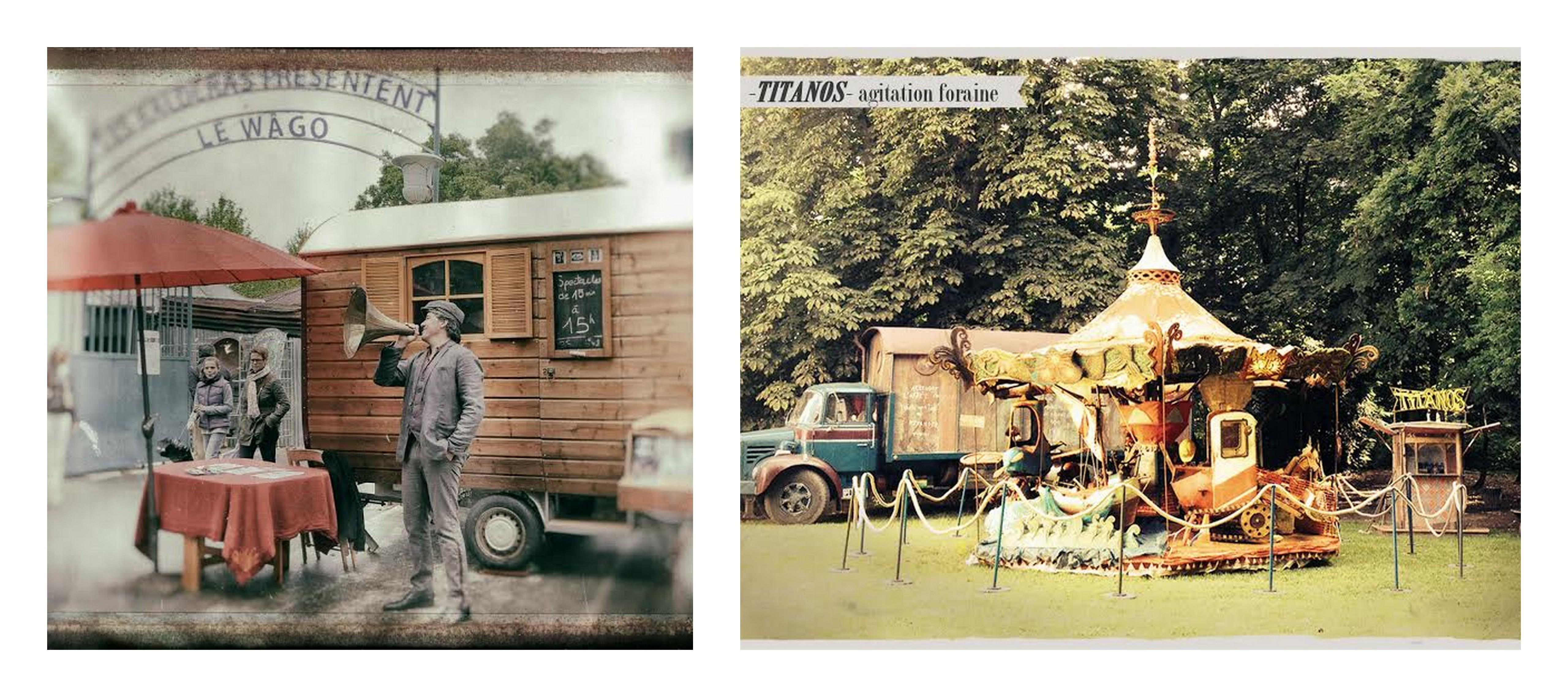 Village des caravanes