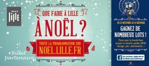 Jeu Concours Noël Ville de Lille 2015