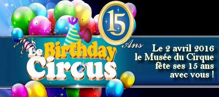 Birthday CircusOK