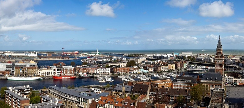 Panorama Dunkerque