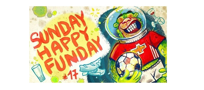 Sunday Happy Funday