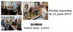 yamaha music portes ouvertes 2017