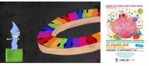 rondes des couleurs