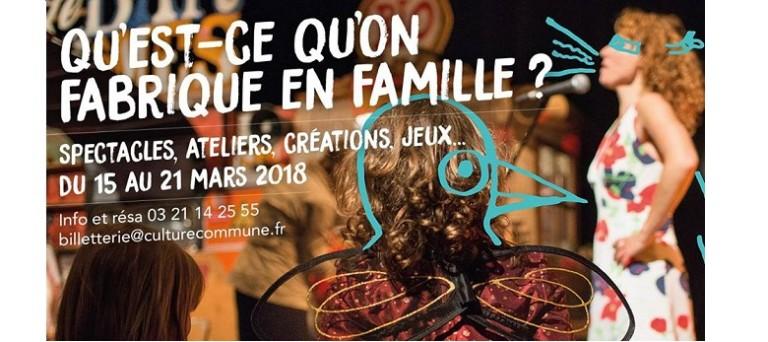 FABRIQUE EN FAMILLE 2018