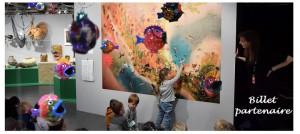 Eldorado, Visite Scolaire de l'Exposition Curiosidad au MHN