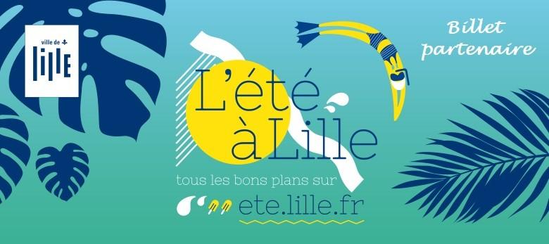 Ete a Lille 2019