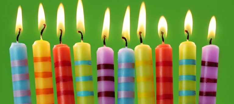 bougies-anniversaire