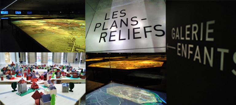 Plans-relief